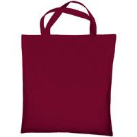 Borse Donna Tote bag / Borsa shopping Bags By Jassz 3842SH Bordeaux