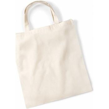 Borse Tote bag / Borsa shopping Westford Mill W100 Naturale