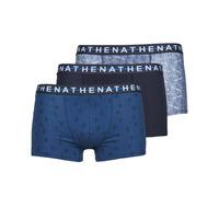 Biancheria Intima  Uomo Boxer Athena EASY STYLE X3 Blu / Marine / Blu