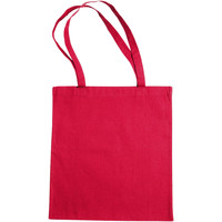 Borse Tote bag / Borsa shopping Bags By Jassz 3842LH Rosso rouge