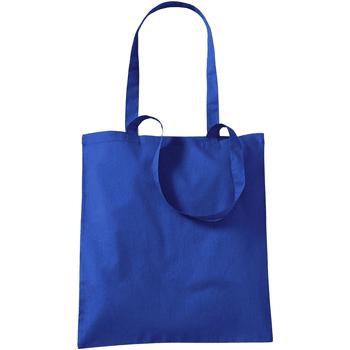 Borse Tote bag / Borsa shopping Westford Mill W101 Blu reale acceso