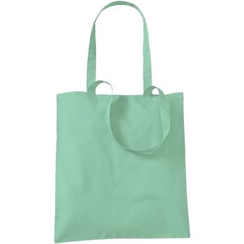 Borse Tote bag / Borsa shopping Westford Mill W101 Verde menta