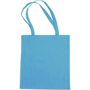 Borse Tote bag / Borsa shopping Bags By Jassz 3842LH Turchese