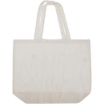 Borse Tote bag / Borsa shopping Westford Mill W125 Bianco