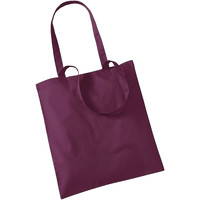 Borse Tote bag / Borsa shopping Westford Mill W101 Bordeaux