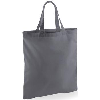 Borse Tote bag / Borsa shopping Westford Mill W101S Grigio Grafite