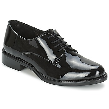 Scarpe Donna Derby Betty London CAXO Nero