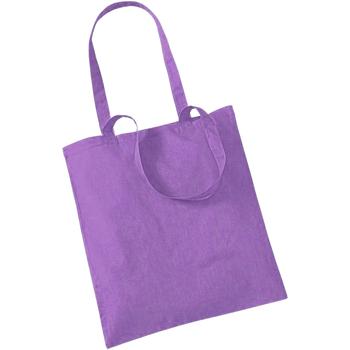 Borse Tote bag / Borsa shopping Westford Mill W101 Violetto