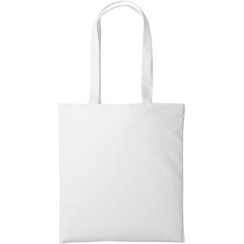 Borse Tote bag / Borsa shopping Nutshell RL100 Bianco