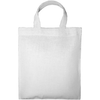 Borse Tote bag / Borsa shopping Bags By Jassz 2226SH Bianco