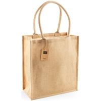 Borse Tote bag / Borsa shopping Westford Mill W409 Naturale