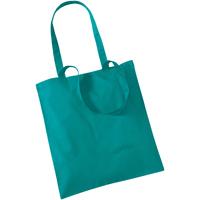 Borse Tote bag / Borsa shopping Westford Mill W101 Smeraldo