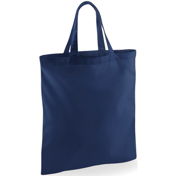 Borse Tote bag / Borsa shopping Westford Mill W101S Blu navy