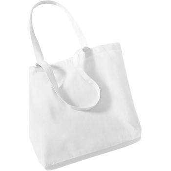 Borse Tote bag / Borsa shopping Westford Mill W180 Bianco