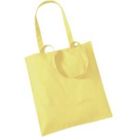 Borse Tote bag / Borsa shopping Westford Mill W101 Giallo