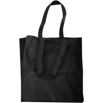 Borse Tote bag / Borsa shopping Quadra QD23 Nero