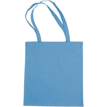 Borse Tote bag / Borsa shopping Bags By Jassz 3842LH Azzurro cielo