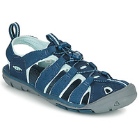 Scarpe Donna Sandali sport Keen CLEARWATER CNX Blu