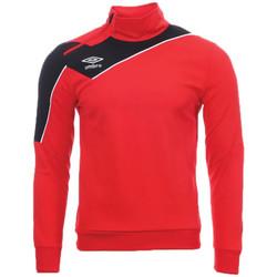 Abbigliamento Uomo Felpe Umbro 478840-60 Rosso