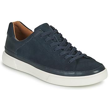 Scarpe Uomo Sneakers basse Clarks UN COSTA TIE Blu
