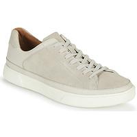 Scarpe Uomo Sneakers basse Clarks UN COSTA TIE Bianco