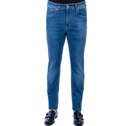 Abbigliamento Uomo Jeans dritti Re-hash P015 2833 ZB13882 Pantalone Uomo Uomo Denim Denim