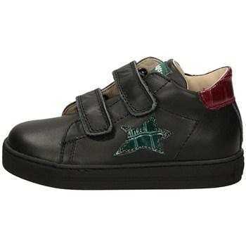 Scarpe Unisex bambino Sneakers basse Naturino FALCOTTO SASHA VL Nero