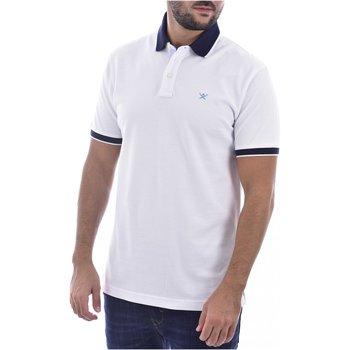 Abbigliamento Uomo Polo maniche corte Hackett Polo HM562698 - Uomo bianco