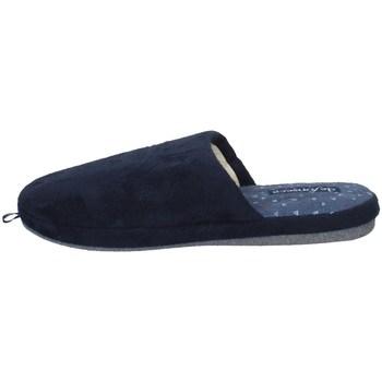 Scarpe Uomo Pantofole De Fonseca ROMA TOP I M610 BLU