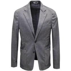 Abbigliamento Uomo Giacche / Blazer 0909 Giacca in lana - Grigio