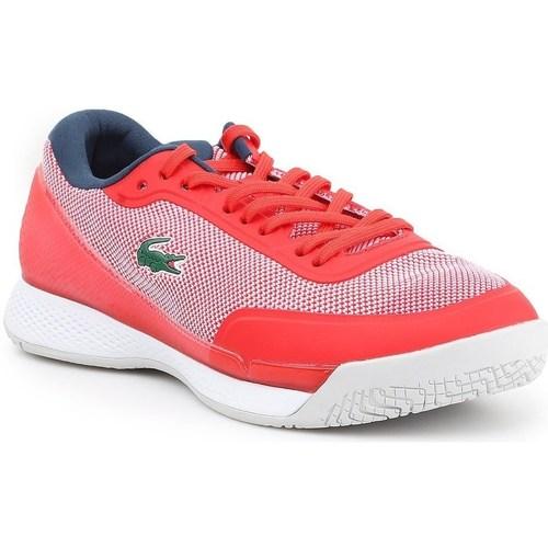 Scarpe Donna Sneakers basse Lacoste LT Pro Rosso