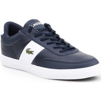 Scarpe Uomo Sneakers basse Lacoste Courtmaster Blu marino