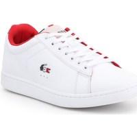 Scarpe Uomo Sneakers basse Lacoste Carnaby Evo Bianco