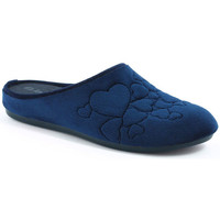 Scarpe Donna Pantofole Inblu ATRMPN-22676 Blu