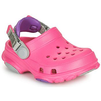 Scarpe Bambina Zoccoli Crocs CLASSIC ALL-TERRAIN CLOG K Rosa