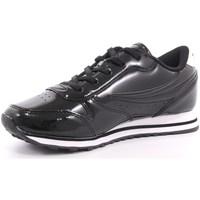 Scarpe Unisex bambino Sneakers basse Fila 25 - 1010784 Nero