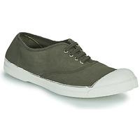 Scarpe Donna Sneakers basse Bensimon TENNIS LACET Kaki