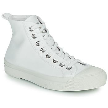 Scarpe Donna Sneakers basse Bensimon B79 MID Bianco