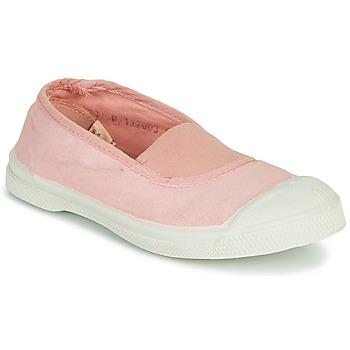 Scarpe Bambina Sneakers basse Bensimon TENNIS ELASTIQUE Rosa