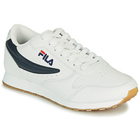 Scarpe Uomo Sneakers basse Fila ORBIT LOW Bianco / Blu