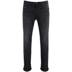 Abbigliamento Pantaloni Dondup Jeans Quentin nero Nero