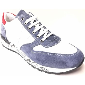 Scarpe Uomo Sneakers basse Alberto D'aragona ATRMPN-22686 Blu