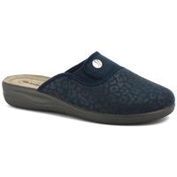Scarpe Donna Pantofole Inblu ATRMPN-22692 Blu