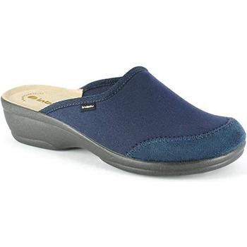 Scarpe Donna Pantofole Inblu ATRMPN-22696 Blu
