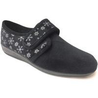 Scarpe Donna Pantofole Patrizia Azzi ATRMPN-22700 Nero