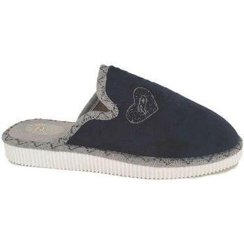Scarpe Donna Pantofole Patrizia Azzi ATRMPN-22698 Blu