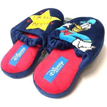Scarpe Unisex bambino Pantofole Defonseca ATRMPN-22703 Blu