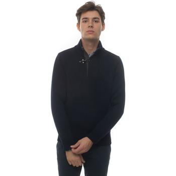 Abbigliamento Uomo Maglioni Fay NMMC1412120-FJDU807 Blu