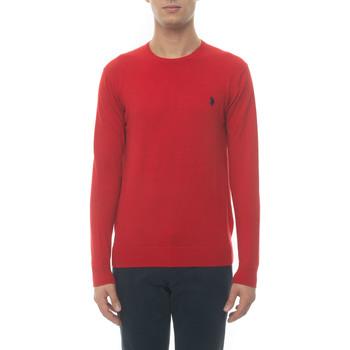 Abbigliamento Uomo Maglioni U.S Polo Assn. 59235-48847159 Rosso
