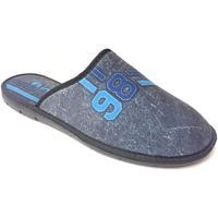 Scarpe Uomo Pantofole Inblu ATRMPN-22710 Grigio